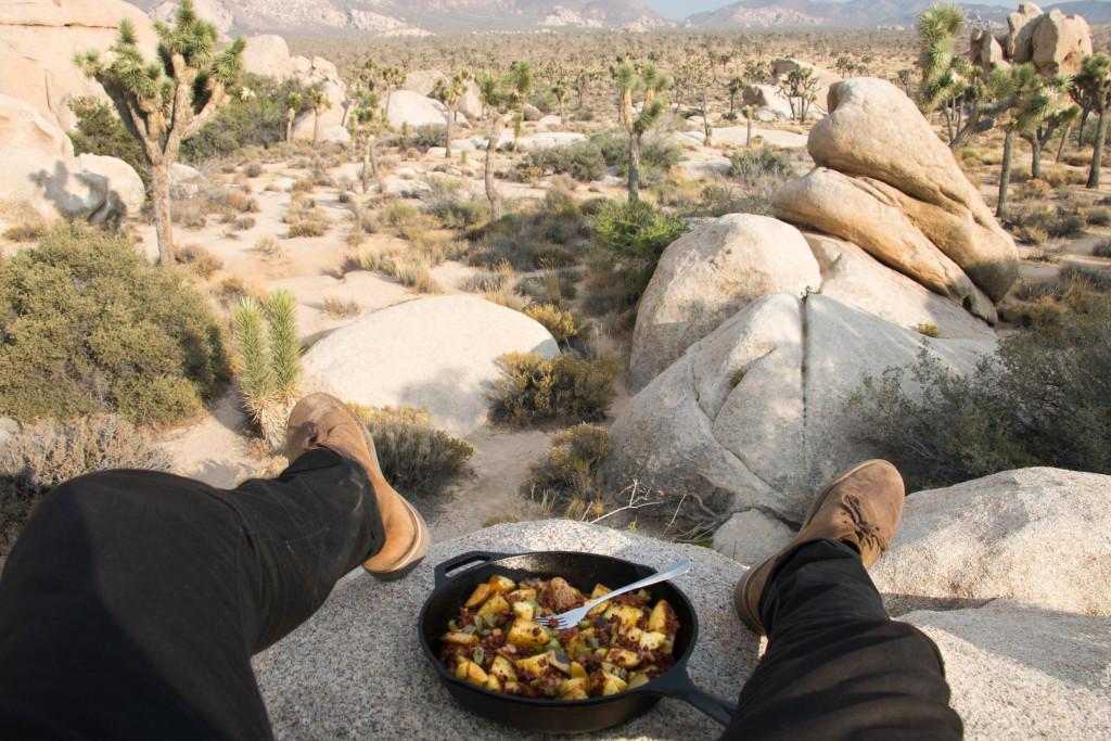 Provisions: Campfire Breakfast Hash