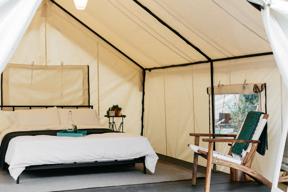 Autocamp Russian River: Glamping Amongst Redwoods
