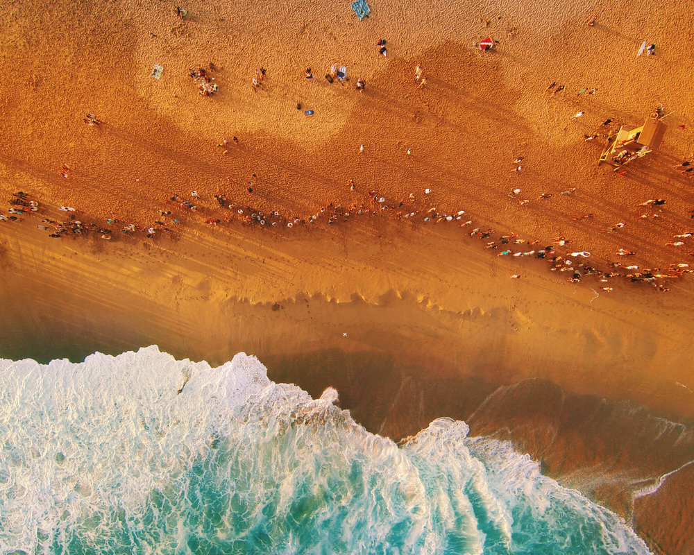 10 Stunning Aerial Photos of Southern California Beaches