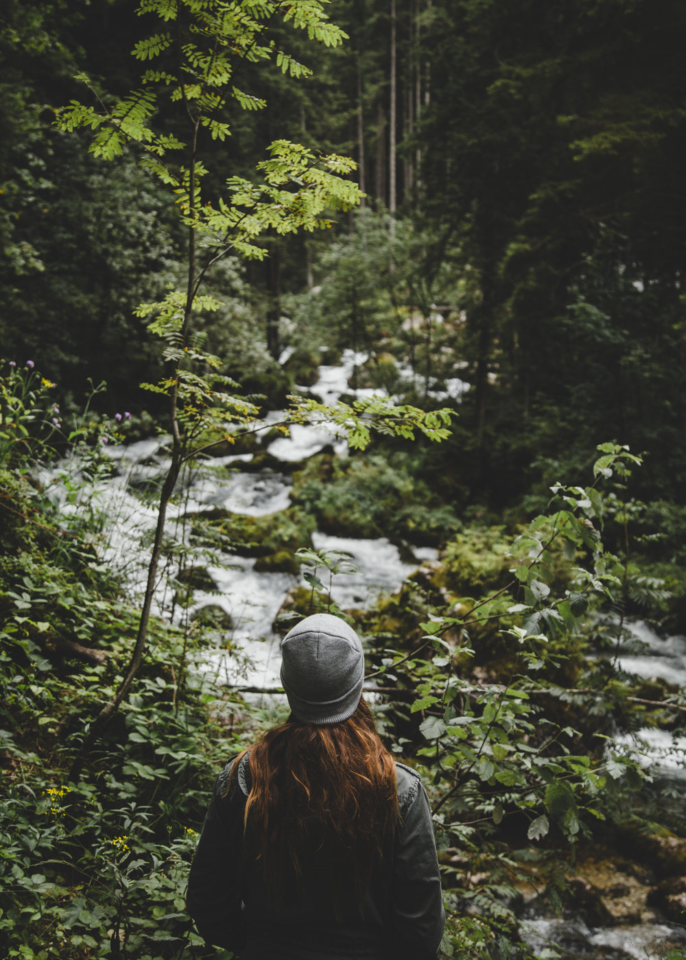 Finding Peace In Nature