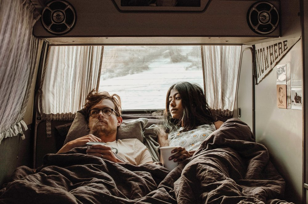 Living The Van Life With Holiday At See
