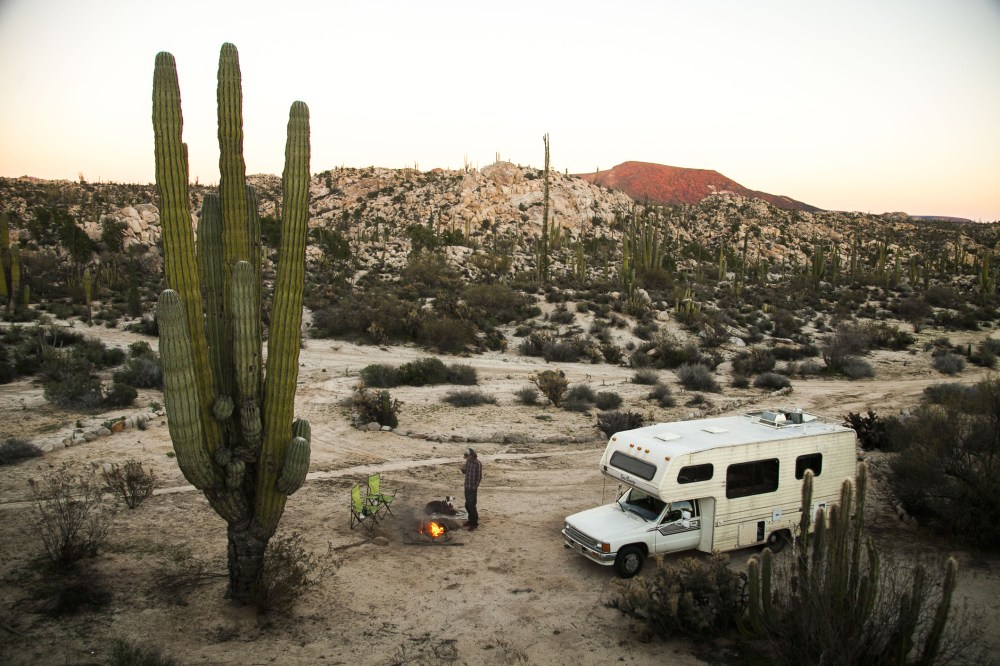 Life On The Road With Two Nomads