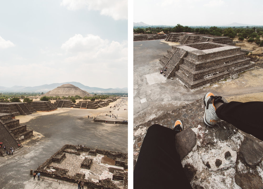 A Guide To: The Pyramids of Teotihuacan near Mexico City