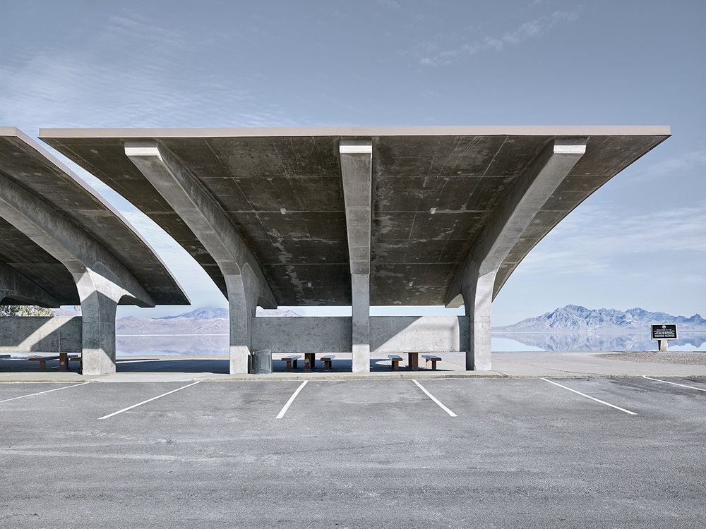 Rest Stop, Salt Flats, Utah.jpg