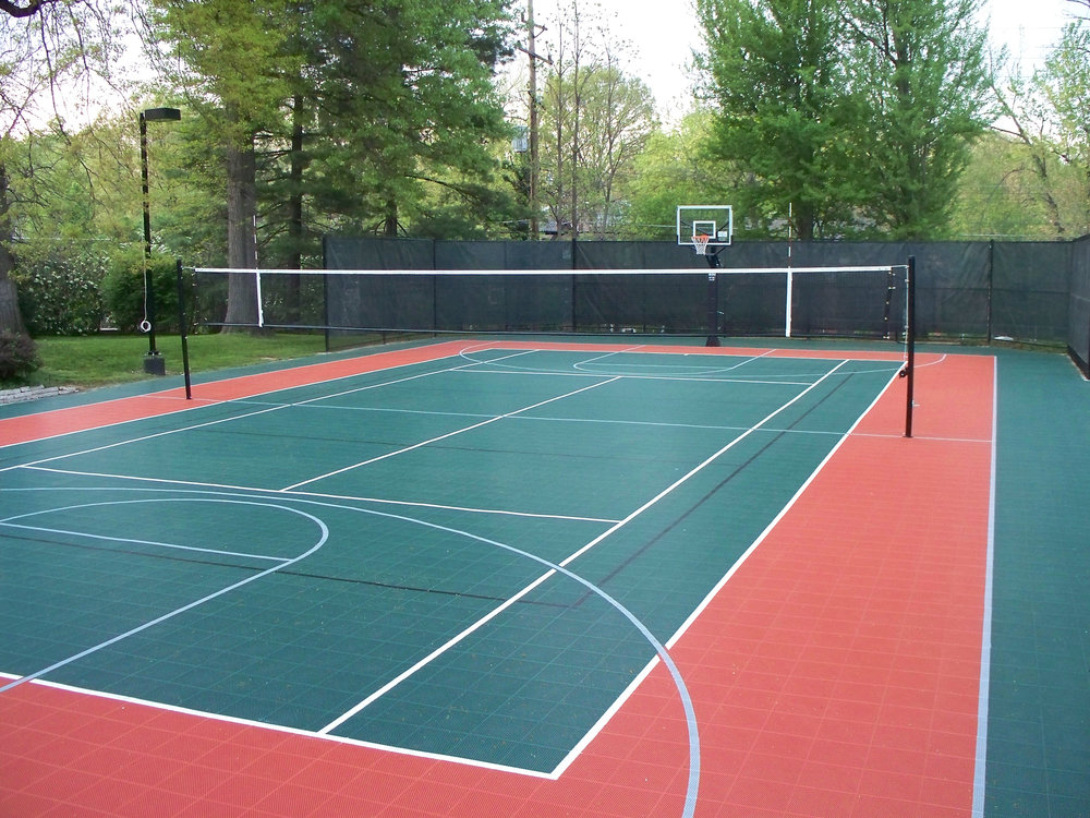 Proposal for our Outdoor Sport Court -