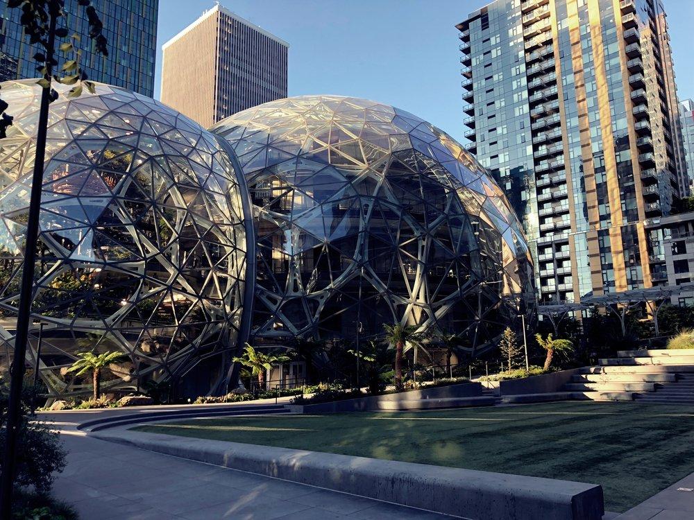 Amazon's Headquarters