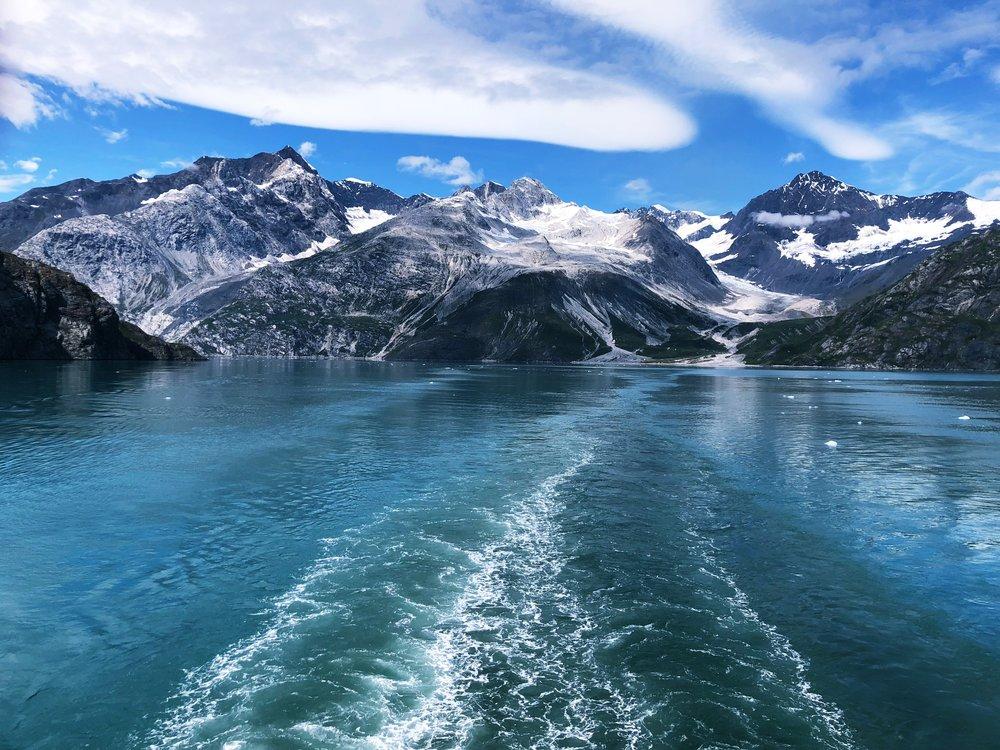 John Hopkins Inlet - Glacier Bay National Park