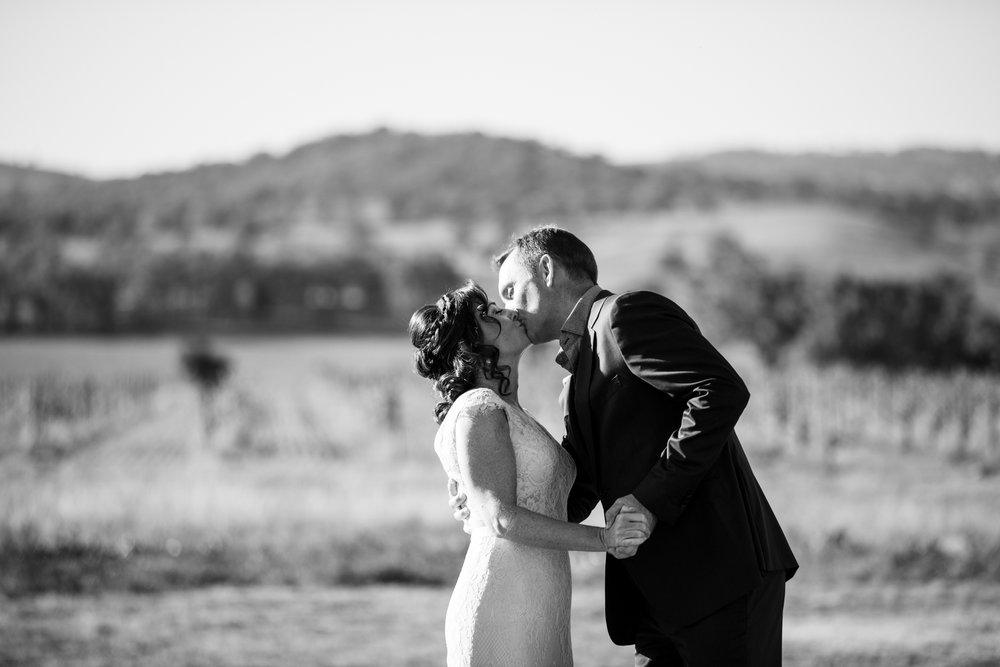Mudgee wedding photography - Zin House.