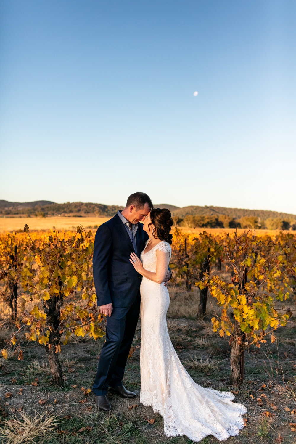 Mudgee wedding photography - Zin House. Kirsten Cunningham Photography.