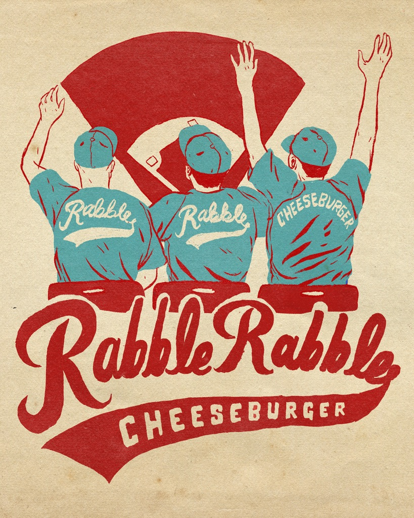 Rabble Rabble Cheeseburger Podcast