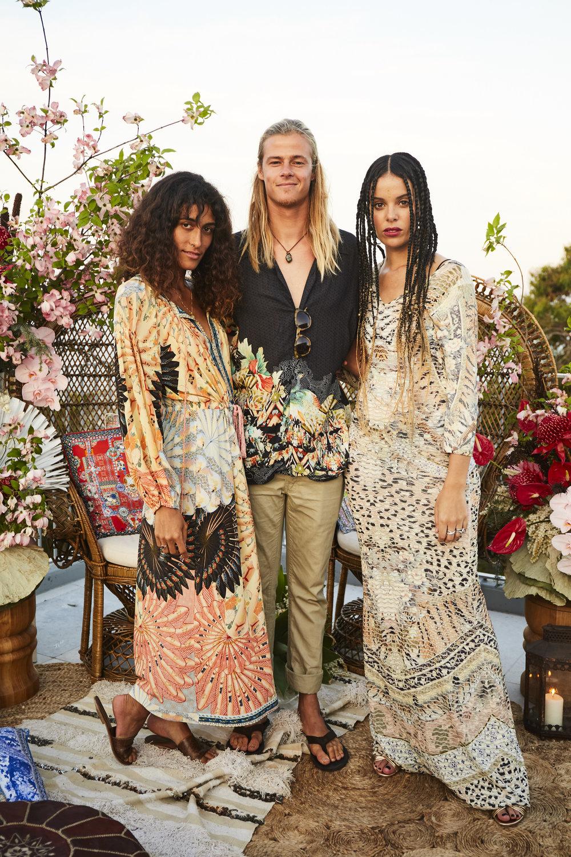 Marianne  + Partner &  Fleur Egan