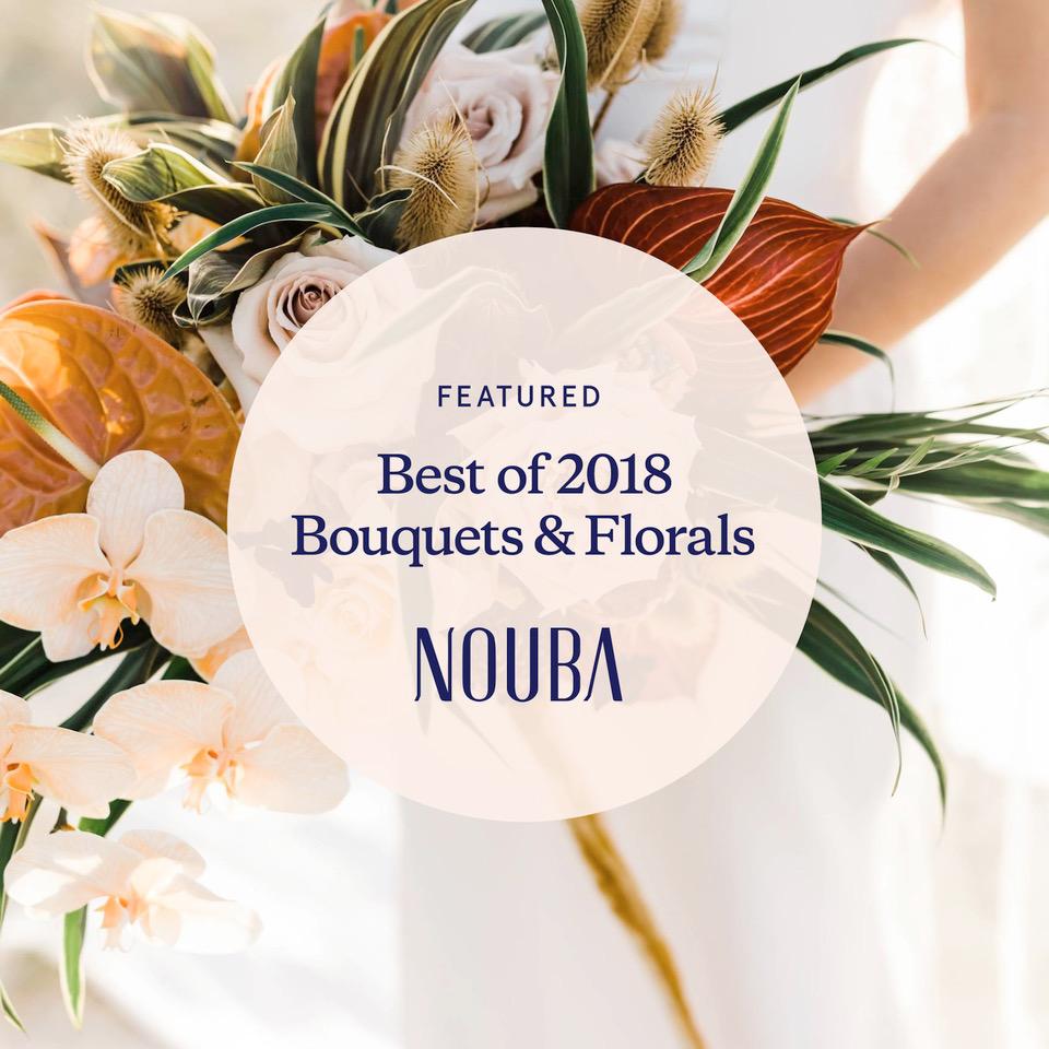 - Best of 2018 Bouquets & Florals