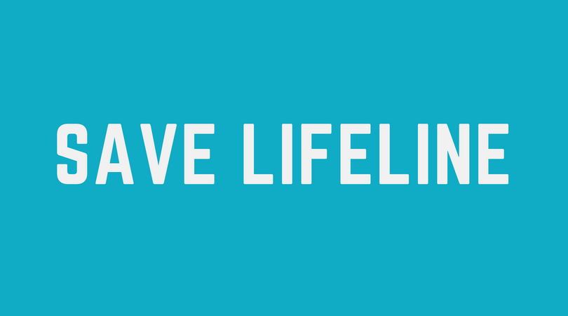 Together we can save Lifeline. - More than 300 organizations oppose the FCC's proposal to dismantle Lifeline. We represent every part of the social and political spectrum, yet we're united in our opposition to this cruel and heartless plan.