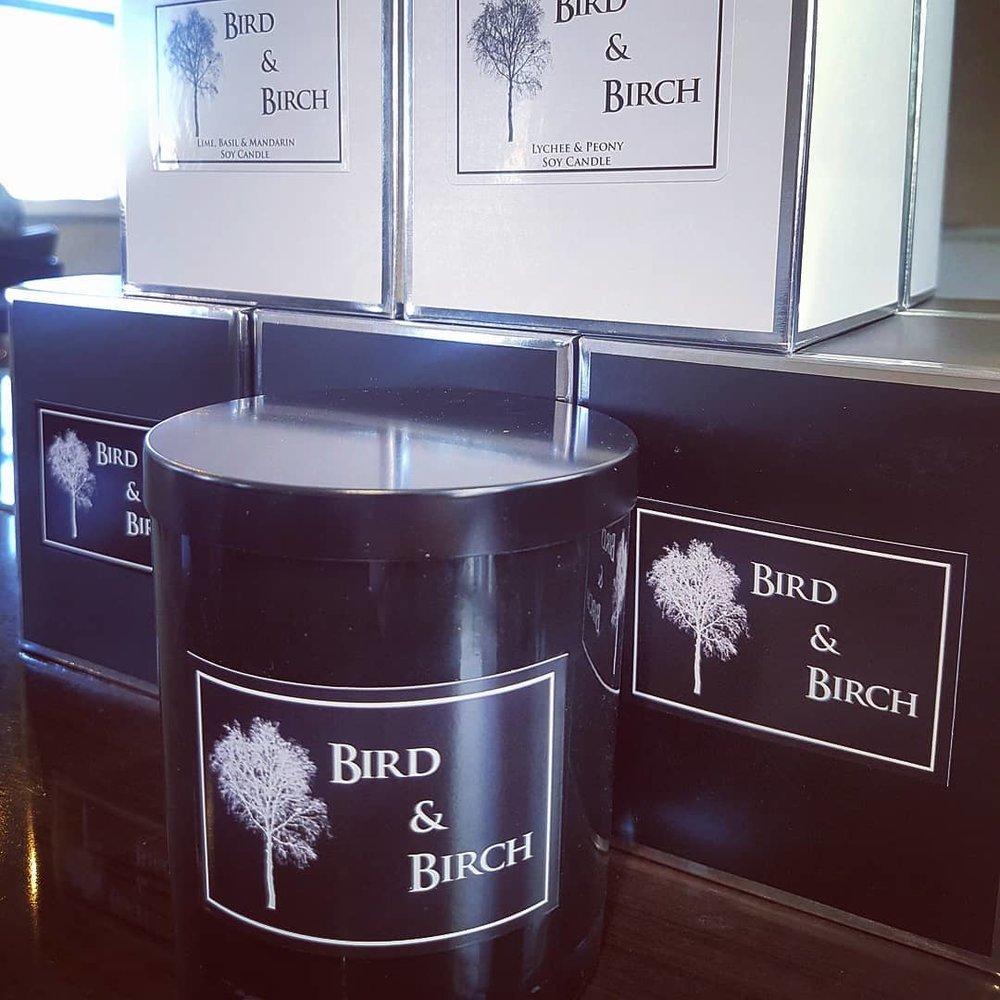 bird & birch -