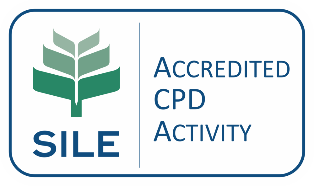 SILE Accredited CPD Activity B-W  (HORIZONTAL).png