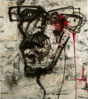 "2006/ Self Portrait ""Into the box"" - Finalist Archibald Prizehttps://www.artgallery.nsw.gov.au/prizes/archibald/2006/28291/"