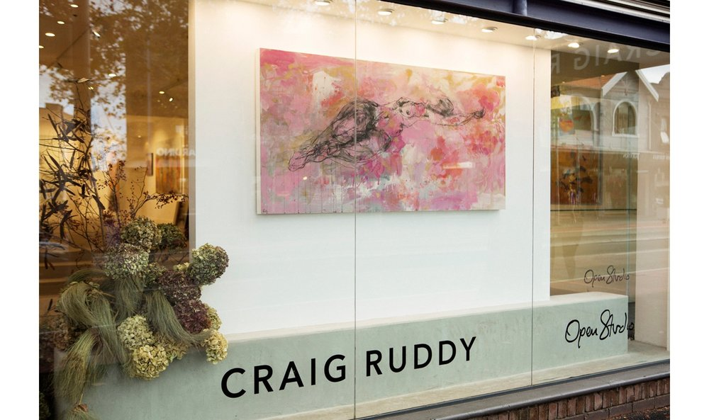 black magazinecraig ruddy - open studio - Craig Ruddy / Open Studio28 June - 10 July 2018Studio#2, 17 Oxford St, Paddingtonview article here