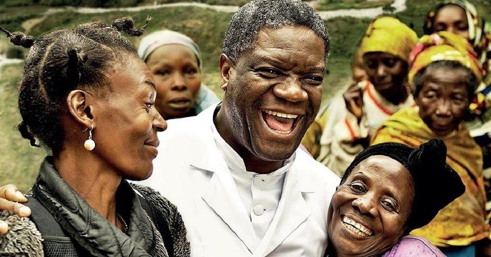 """Denis Mukwege, Prix Nobel de la Paix   """"L'homme qui répare les femmes: la colère d'Hippocrate""""      télécharger"""