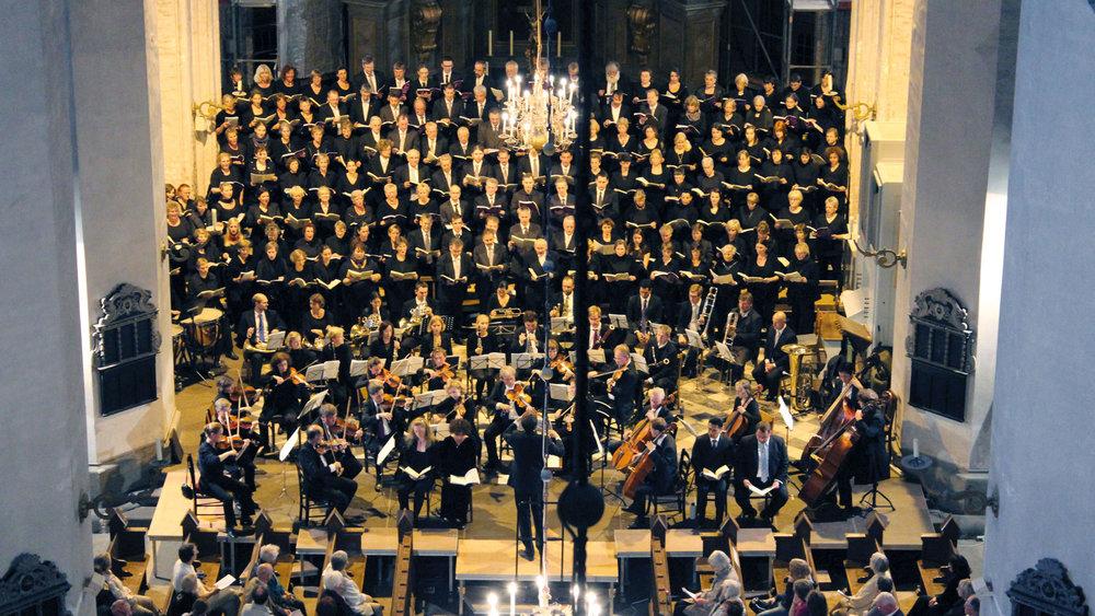 Chor St. Marien