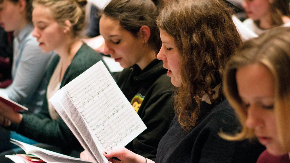 Hochschulchor der Hochschule für Musik und Theater Rostock