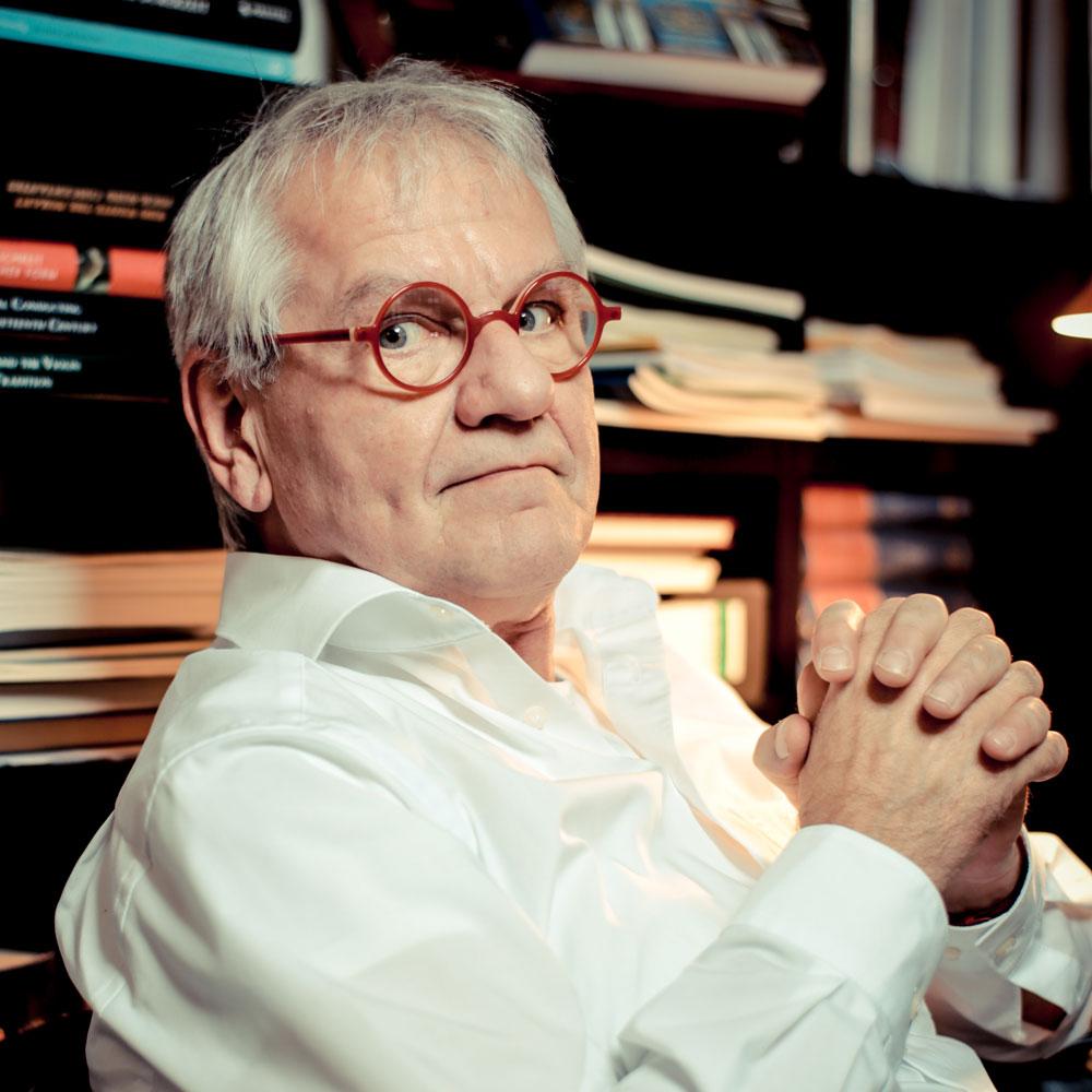 Prof. Reinhard Goebel -