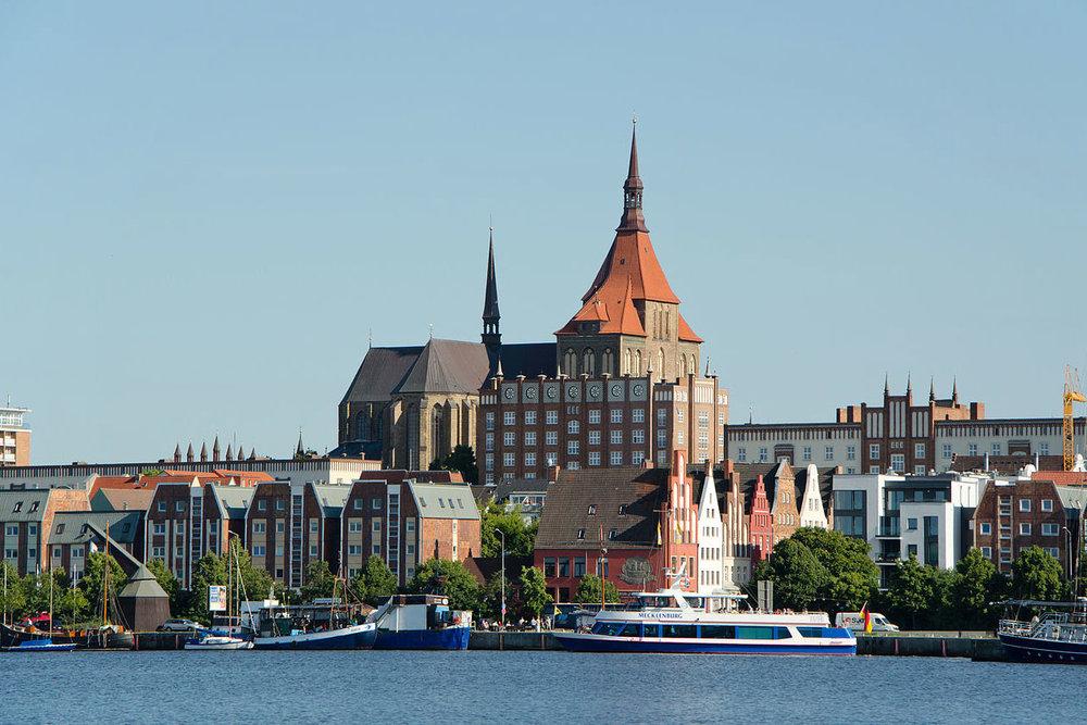 Hanseatic and University City Rostock - Welcome!