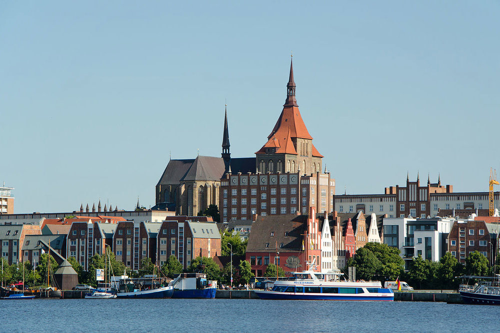 Hanseatic and University City Rostock - Welcome!