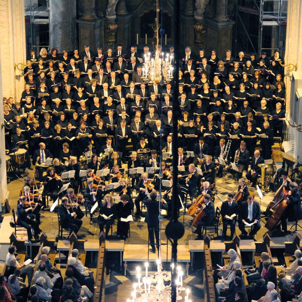 Ein historisches Konzertprogramm des 1. Bachfestes 1901 nach Hermann Kretzschmar - 15.05.2019 • 20:00 Uhr