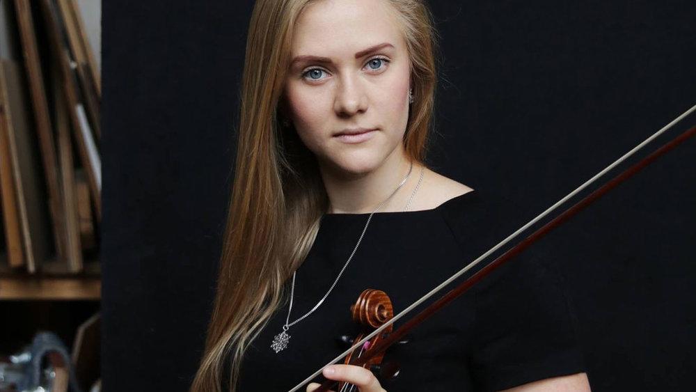 Alesiia Iankowskaya