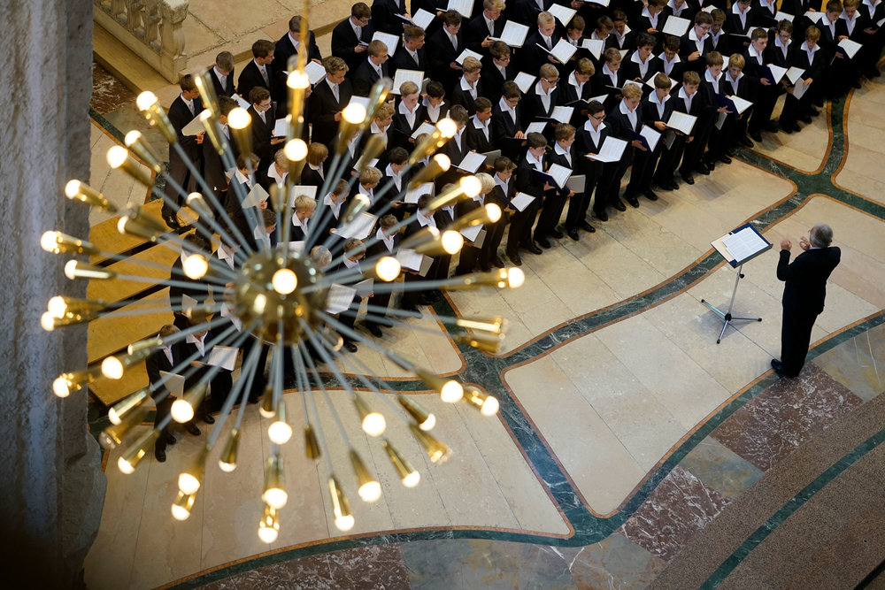 A Cappella Concert with the Dresdner Kreuzchor