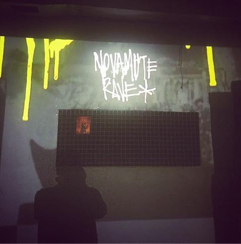 #NovaMuteRave 📸 #DanielMiller At the Israeli Novamute night in a remote disused military bunker between Telaviv and Jerusalem with @nicolasbougaieff 💪  @novitonagency @tnml001 #novamute #novamutenight #noviton #instatechno