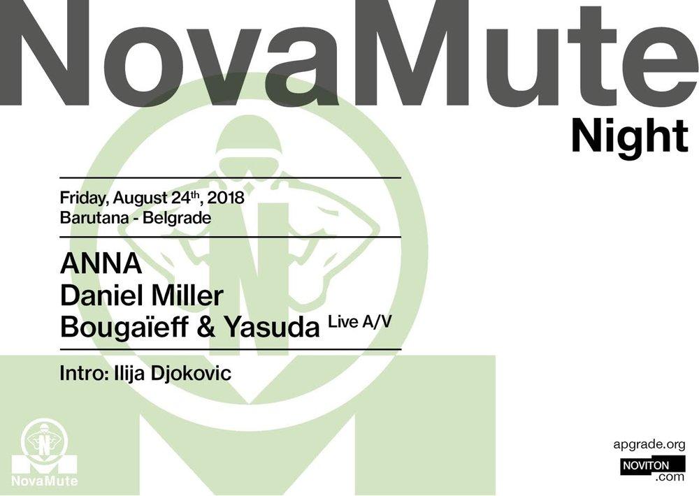 NovaMute Night