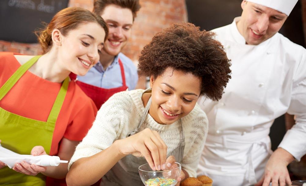 Do it yourself hat auch die Gastronomie erreicht. Das ist einer der Restaurant-Trends in diesem Jahr.