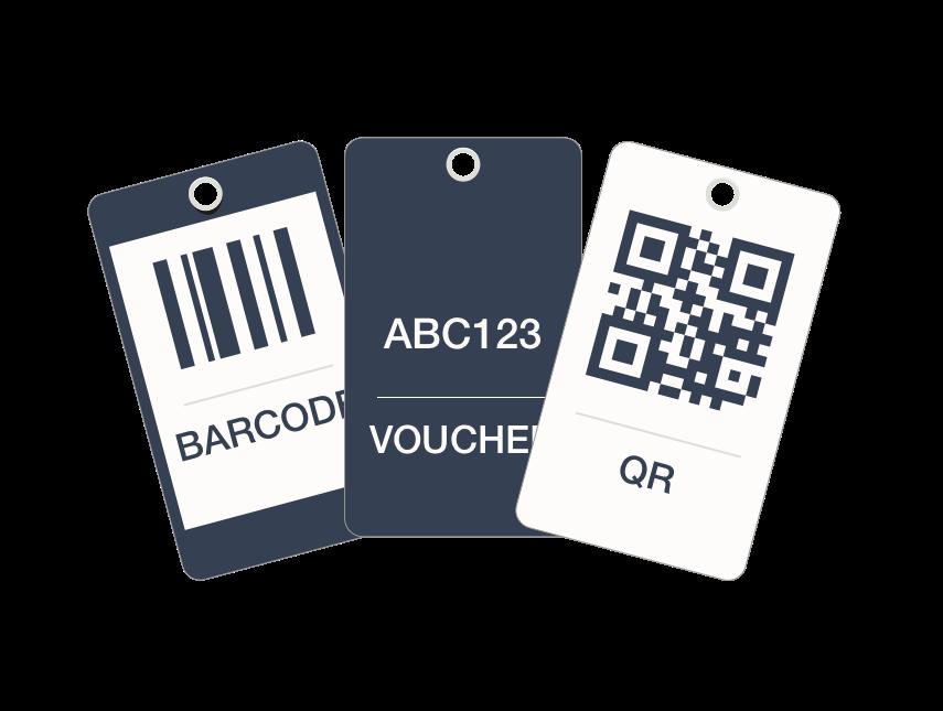 Voucher-Lösungen - Voucher sind ein sehr flexibles Marketing-Instrument und vielseitig einsetzbar. So lassen sich messbare Loyalty-Kampagnen an vielen verschiedenen Kunden-Touchpoints umsetzen.Mehr erfahren ➝