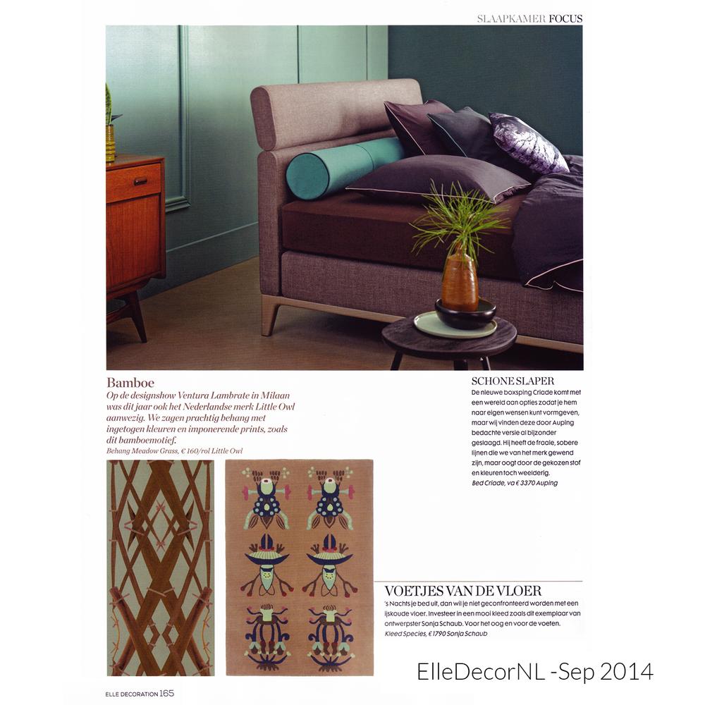 ElleDecor NL Sep-2014