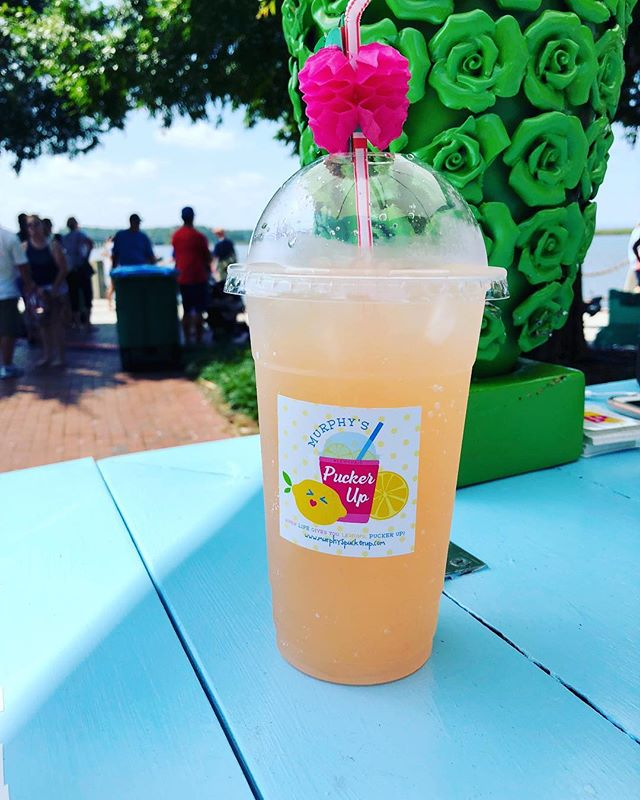 Pucker Up, Y'all 🍋🍉!! #puckerup #lemonaid #sourandsweet