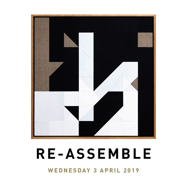 Delighted to be part of this fantastic group exhibition 💥RE-ASSEMBLE 💥 at Collyer Bristow, curated by Rosalind Davis @rosalindnldavis @collyer_bristow_gallery  Please join us for the #privateview on a Wednesday 3rd April, 6-9pm #ReAssemble #exhibition #galleryinalawfirm #londongallery #contemporaryart #londonart #contemporarysculpture #collyerbristow