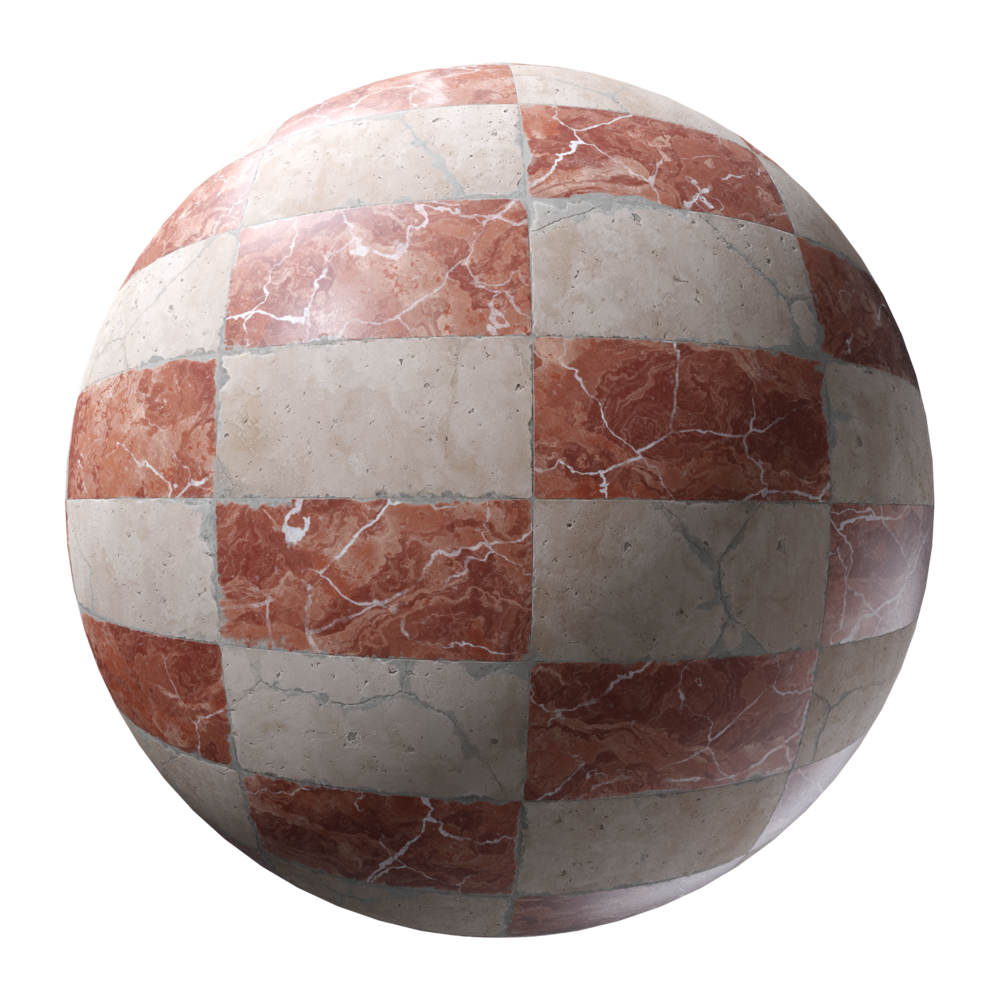 Checkerboard Marble 2