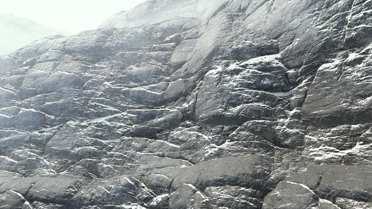 The Rock Release - Scans + Procedural Materials + Brushes(6th of August 2018)