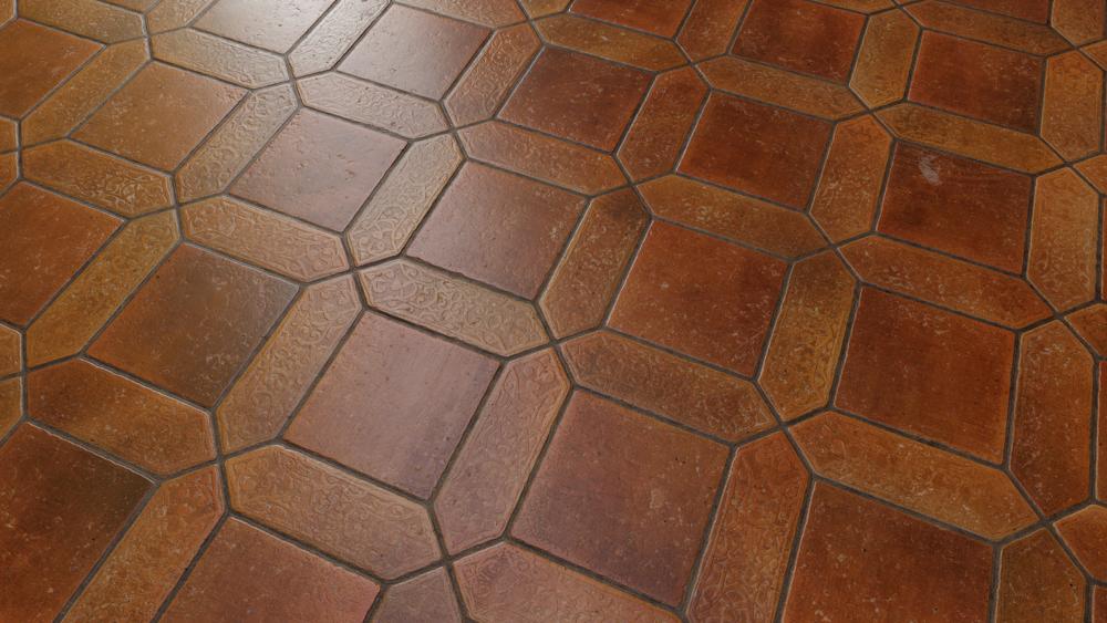 Indoor Tiles - Procedural Materials