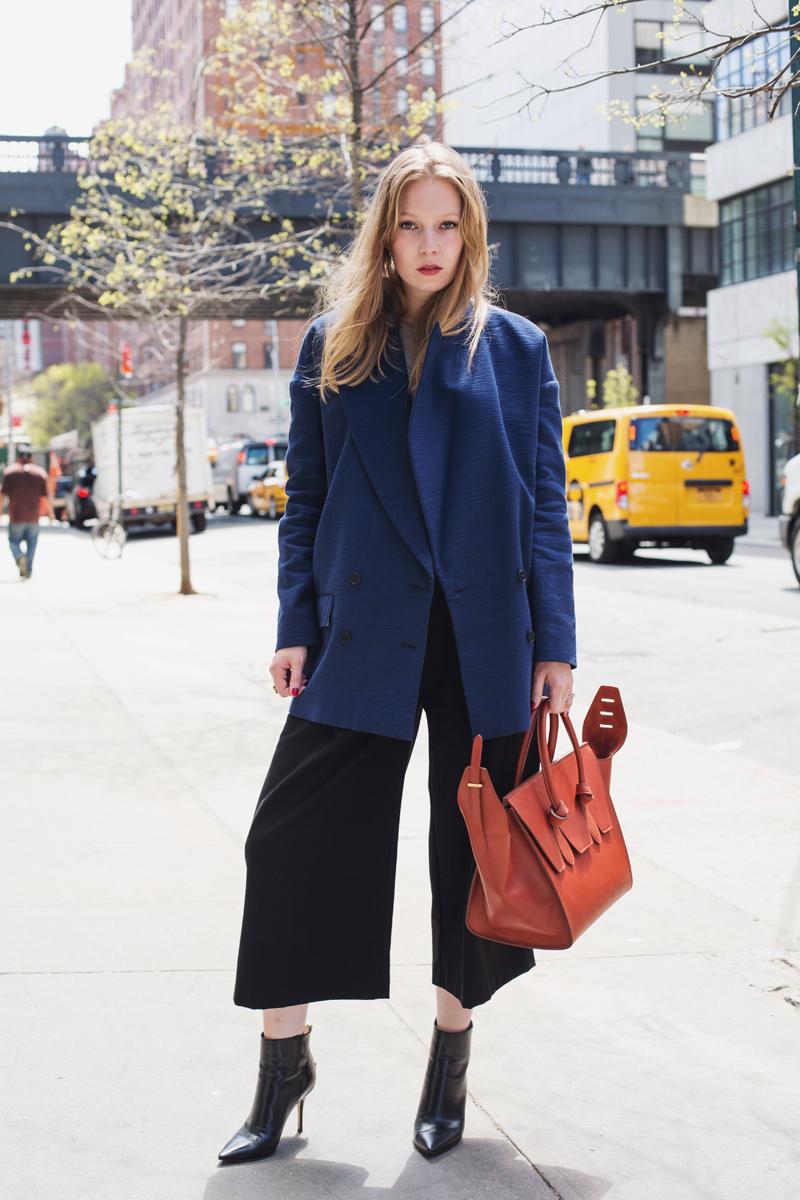 Blue By Malene Birger jacket