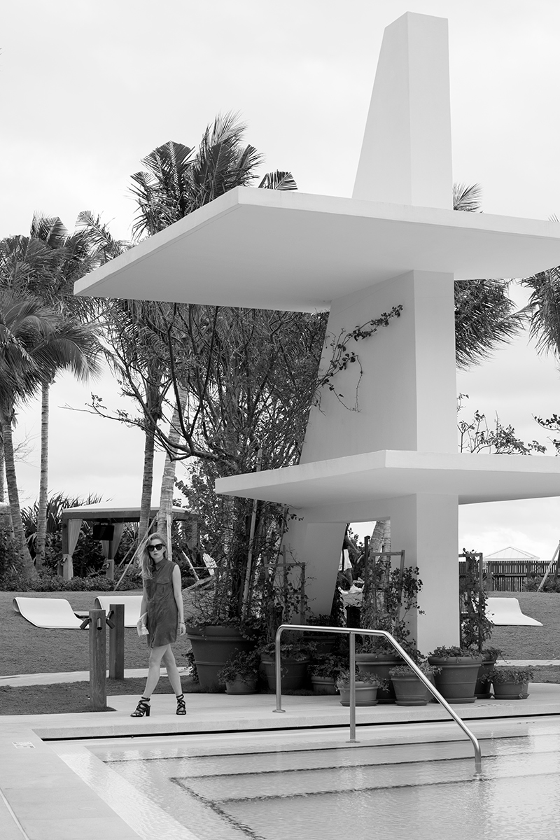 the EDITION hotel in Miami Beach