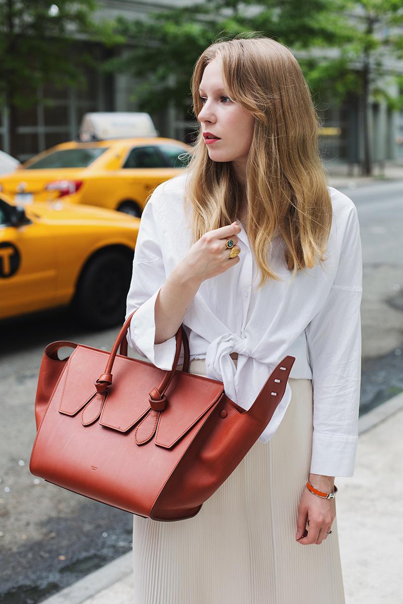 Céline Tie Bag