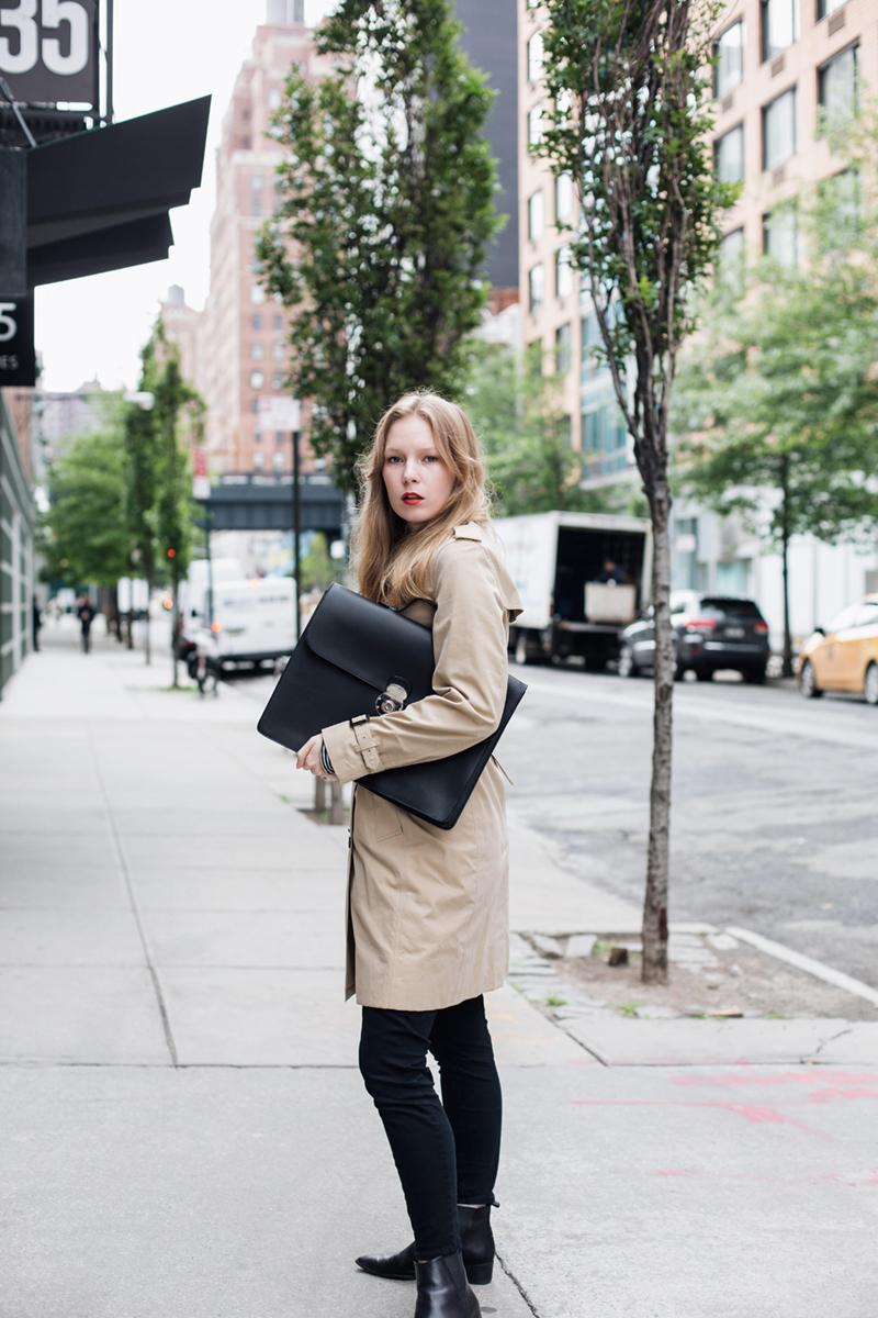 Palmgrens briefcase