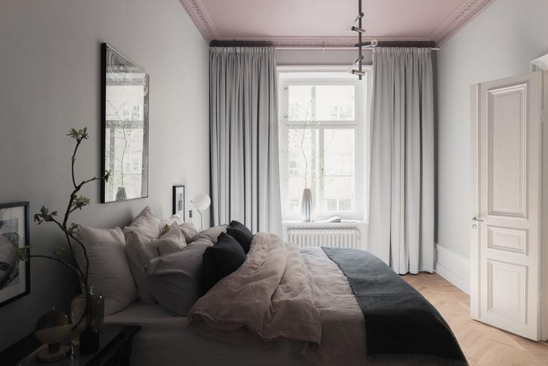 Pastel Pink Ceilings