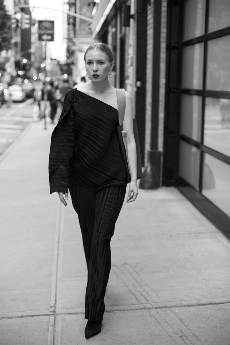 pleats in NY