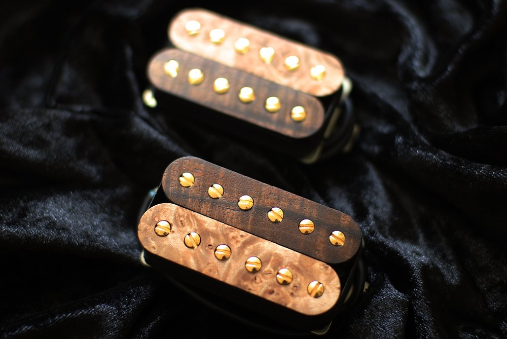 CUstom  Hand-Wound Pickups Made To Order - Start By Selecting Your Pickup Type