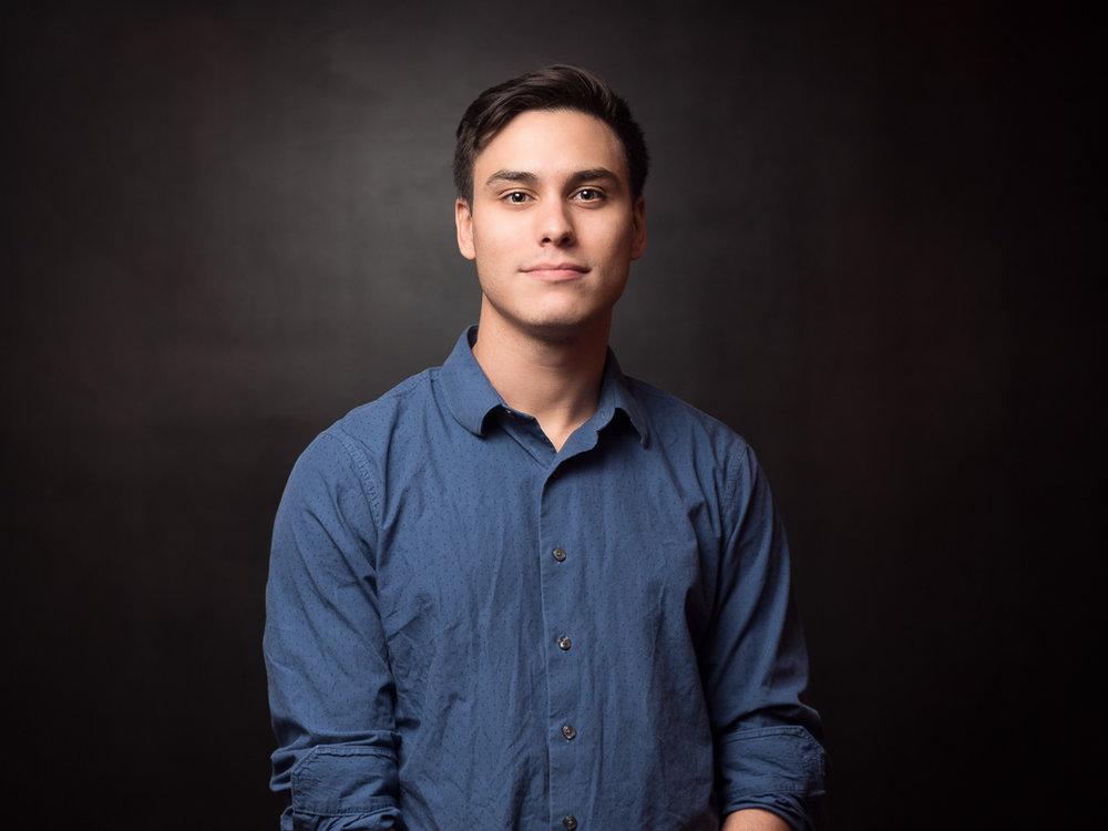 JESSE SAMARITANO#Assistant Editor