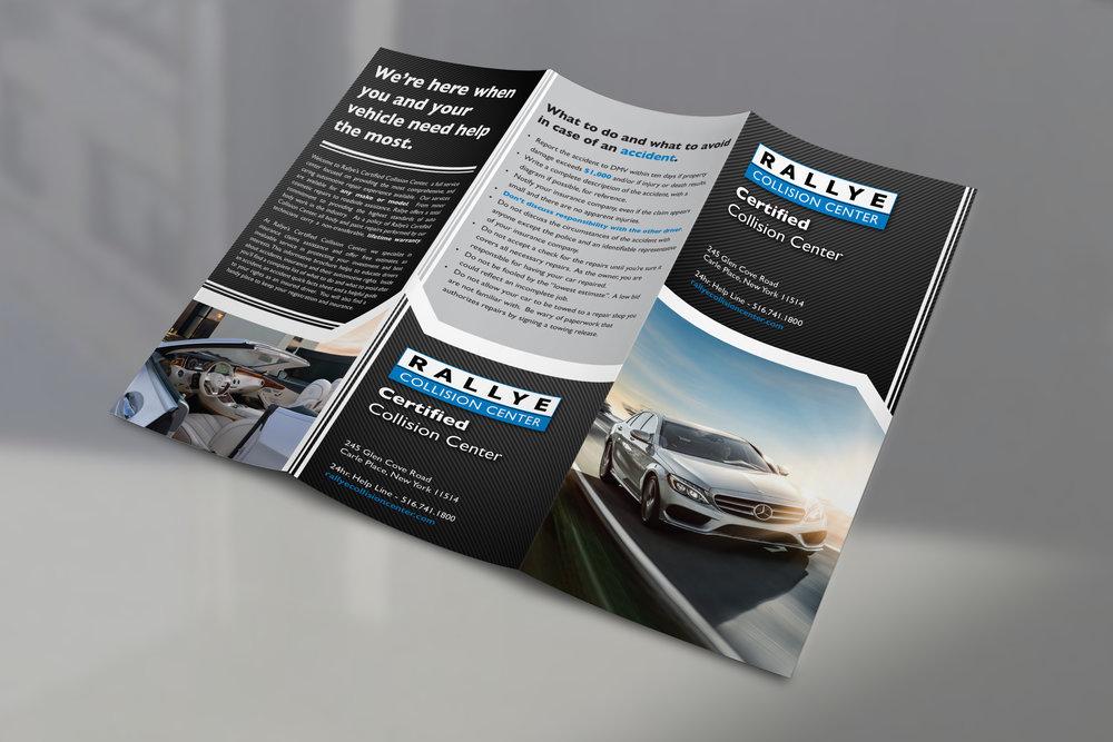 Carte Black Cmb.Books Brochures And Folders Jss Graphics
