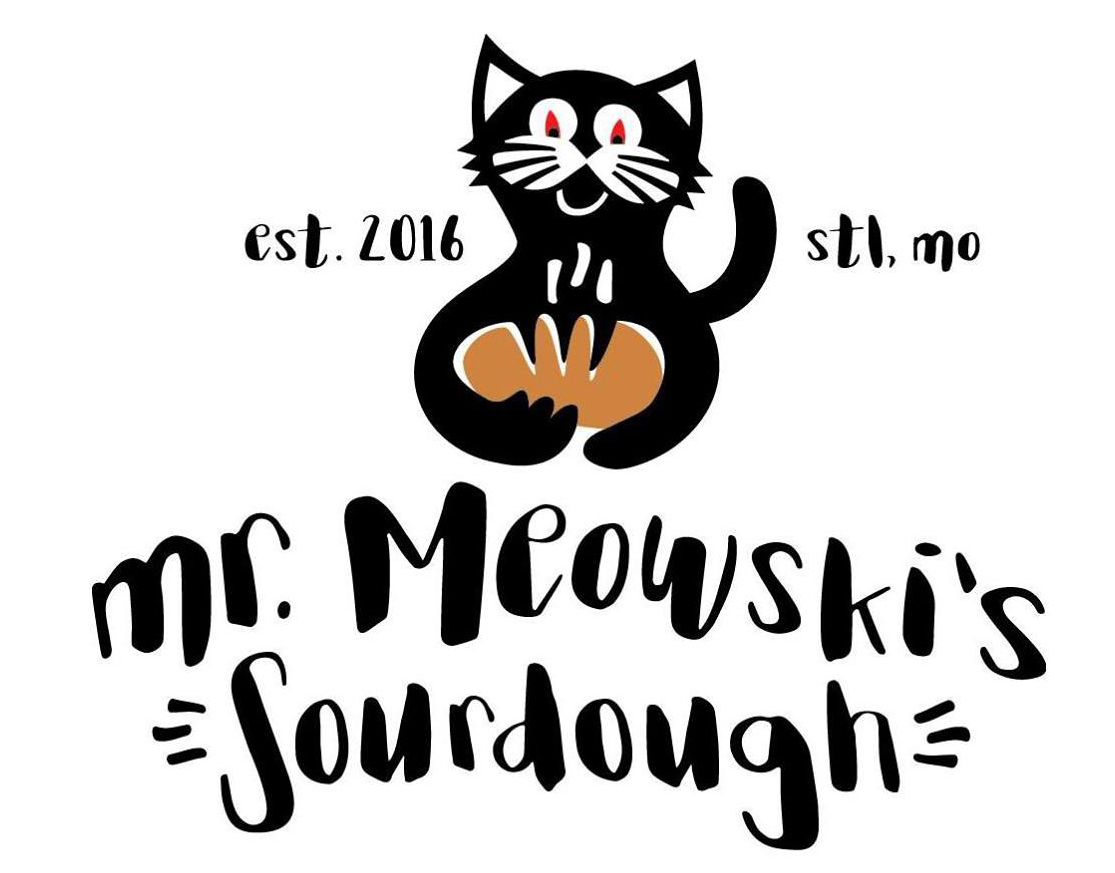 Mr. Meowski's Sourdough
